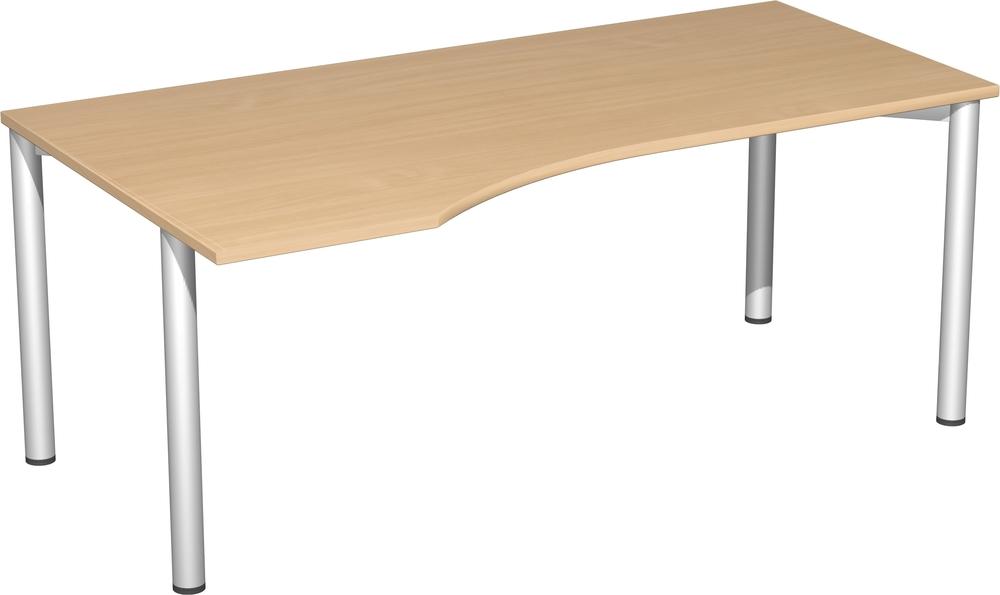 EOS Büromöbel - gdbdesign - Flex Schreibtisch Ansatz LINKS Flex ...