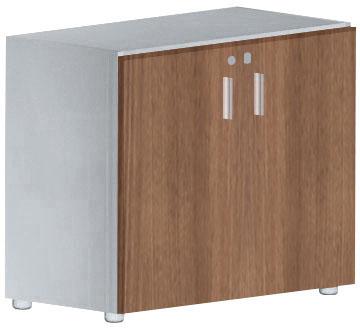 niedriger schrank mit t ren eos b rom bel. Black Bedroom Furniture Sets. Home Design Ideas