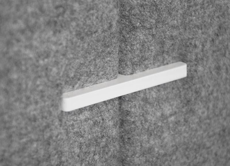 2er set verbinder um zwei stellw nde miteinander zu verbinden eos b rom bel. Black Bedroom Furniture Sets. Home Design Ideas